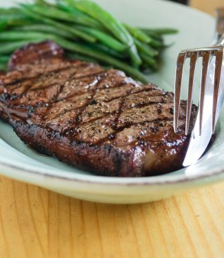 Reverse sear steaks ensure perfectly done steaks every time. If you haven't tried this technique before you really should.
