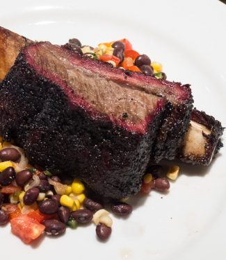 Texas knows beef. Texas knows barbecue. Making BBQ beef short ribs is an outstanding way to use a cut classically reserved for braising.