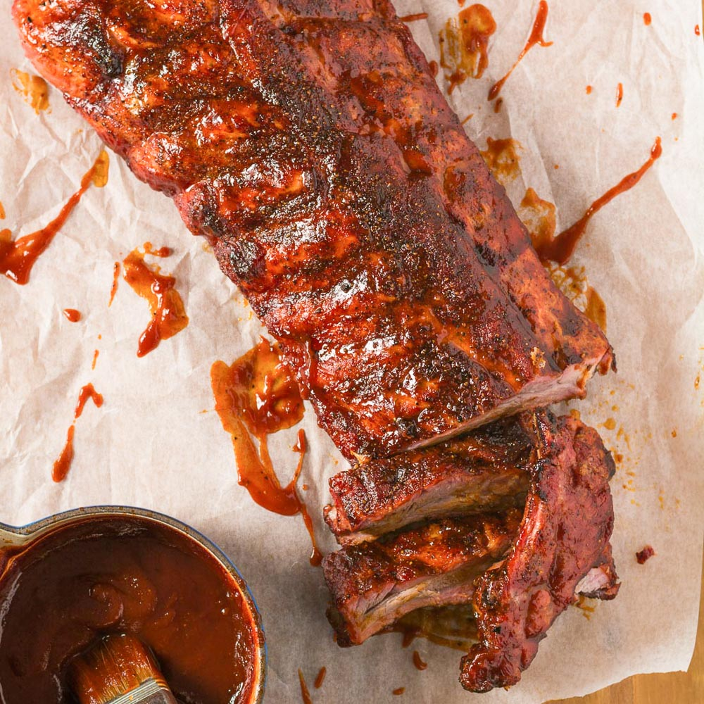 how to make perfect bbq ribs