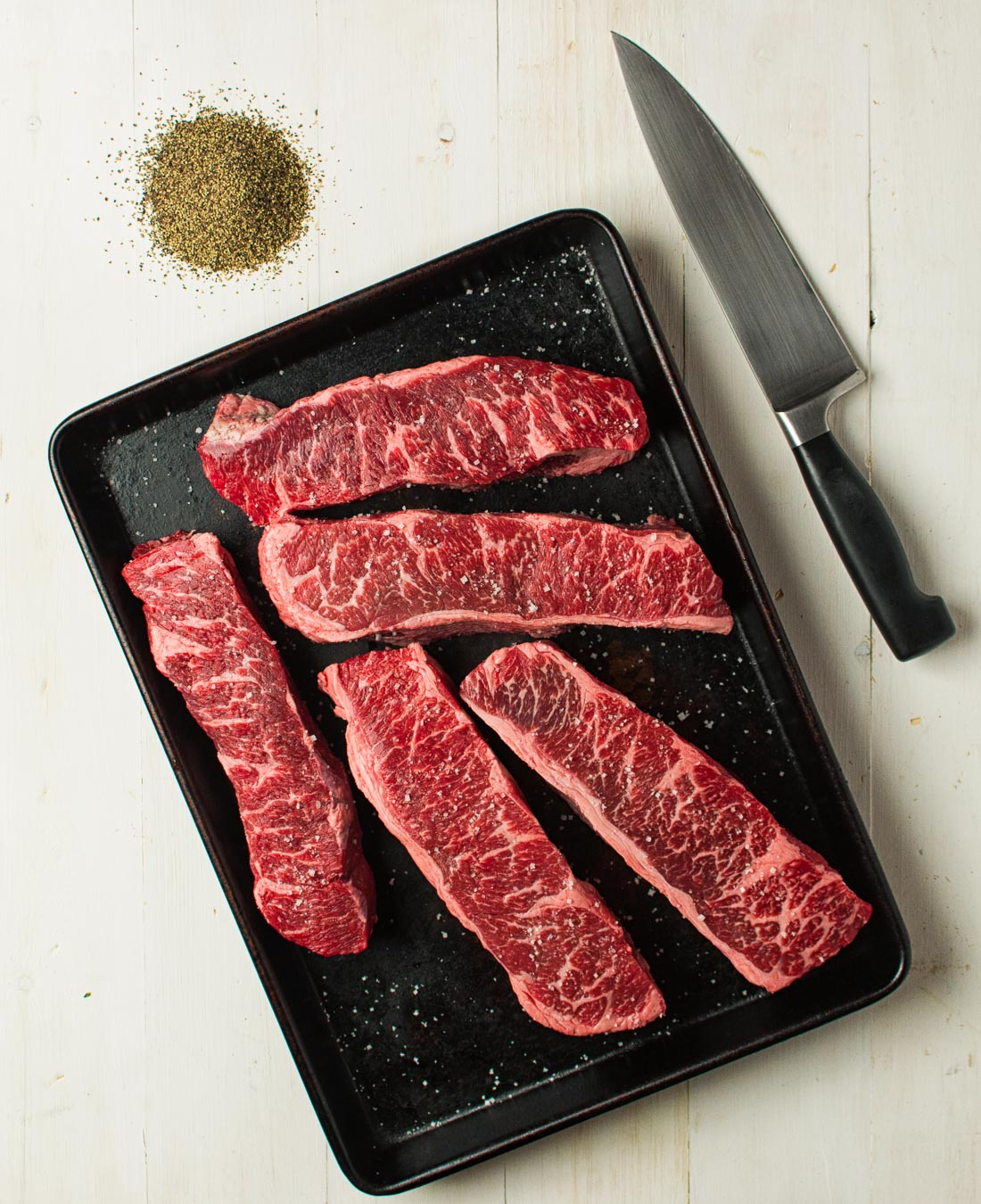 Richly marbled short ribs are the perfect start to incredible stews.