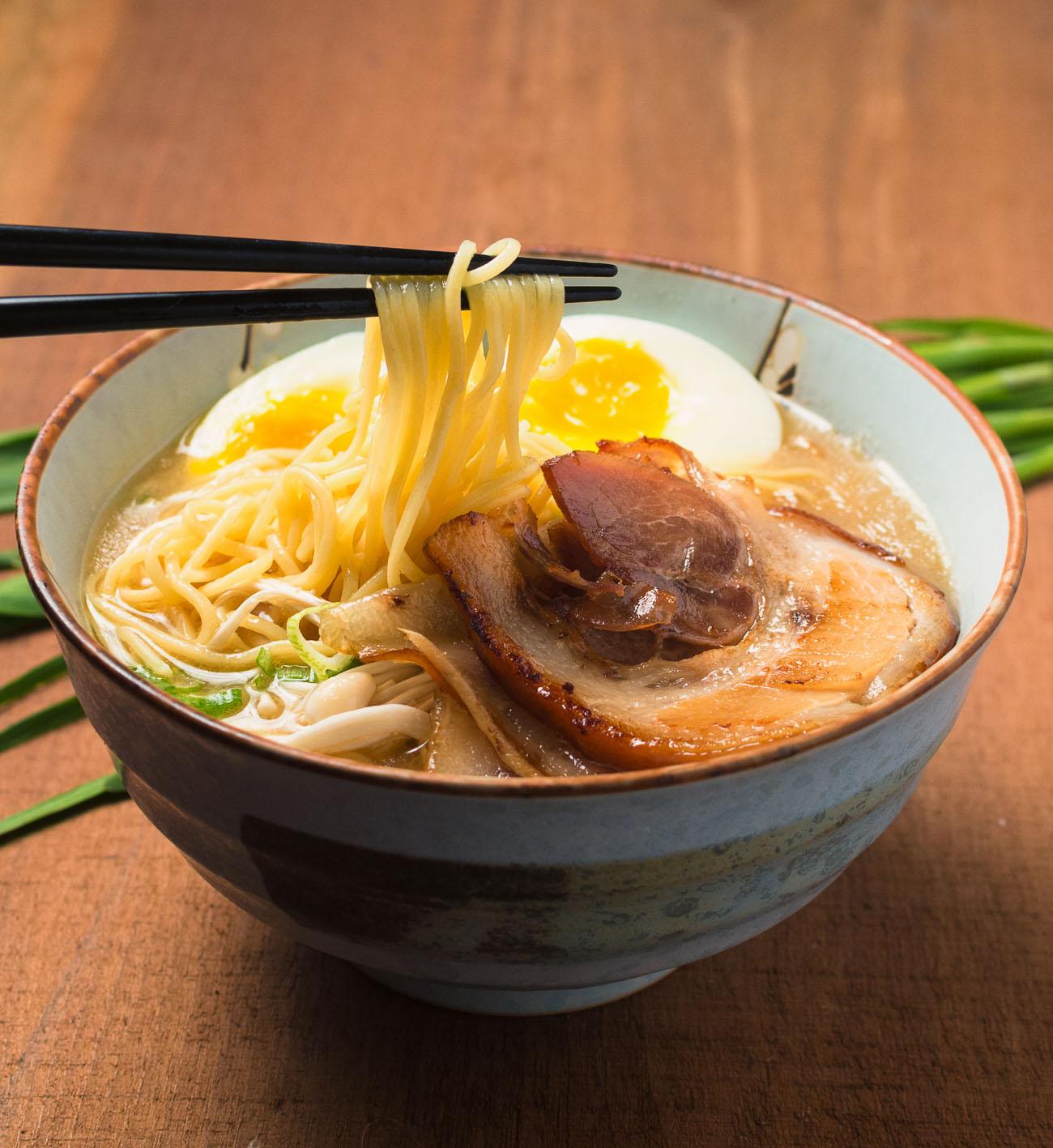 The Kitchen Is The Heart Of The Home Tonkotsu Ramen At Home Glebe Kitchen