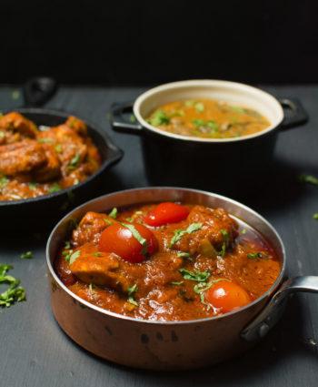 indian restaurant bhuna curry