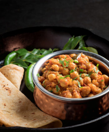 chana masala – indian chickpea curry