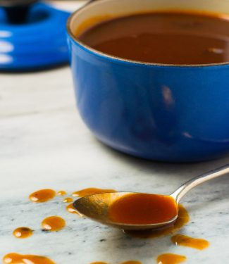 French demi glace makes just about any meat dish it's used with spectacular. Use it wisely - it's a flavour grenade.