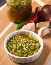 This Thai dipping sauce adds explosive flavour to anything it's paired with.
