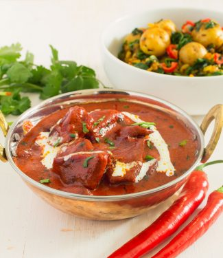 Restaurant style chicken tikka masala is probably the most famous curry dish in the world.