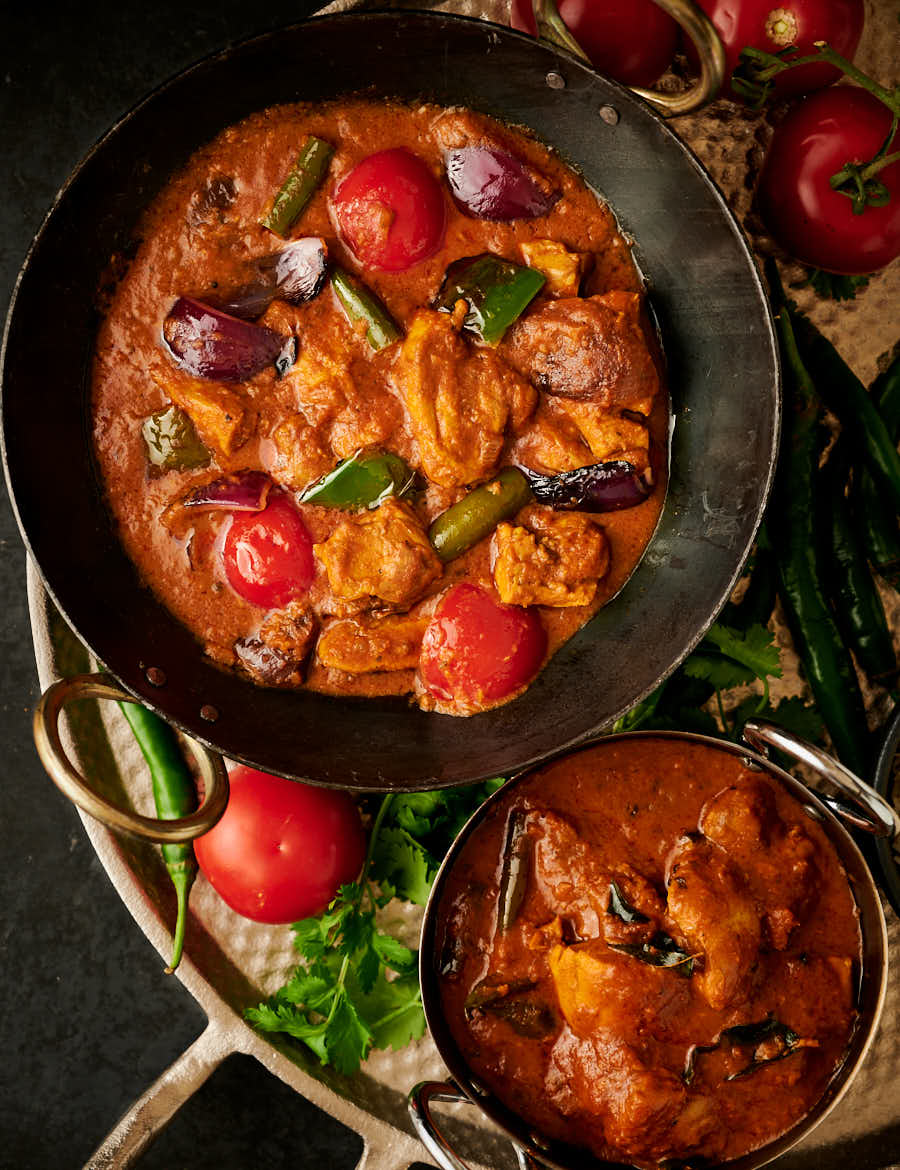 Indian Restaurant Chicken Jalfrezi Glebe Kitchen