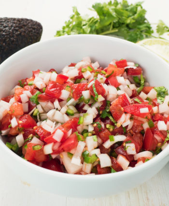 a better way to make pico de gallo