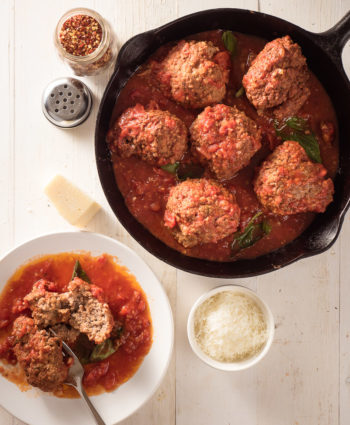 Rao's meatballs in marinara sauce
