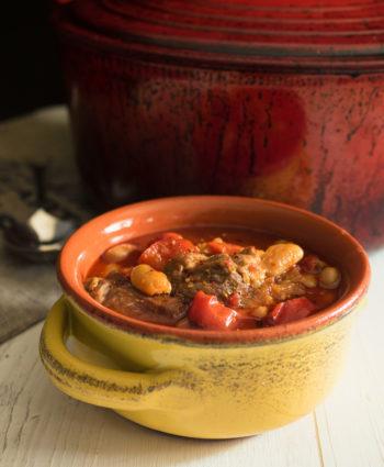 spanish lamb stew