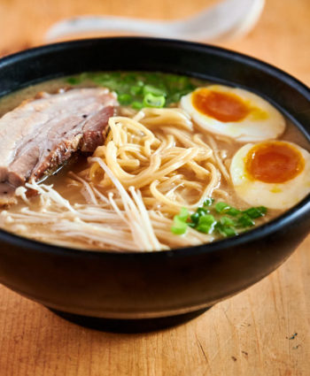 tonkotsu ramen at home