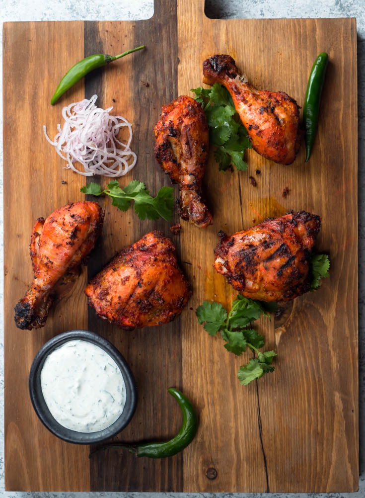 Tandoori Chicken Glebe Kitchen