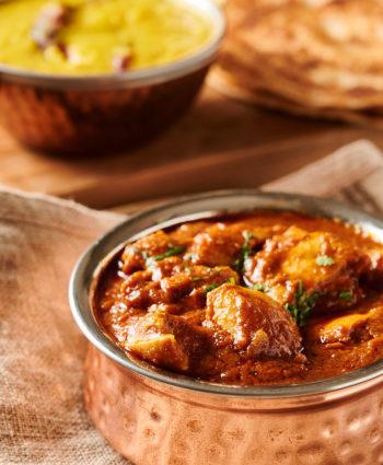 restaurant style pathia curry