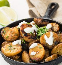 Gunpowder potatoes are India's super tasty, spicy answer to chili cheese fries.