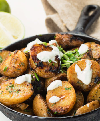 gunpowder potatoes