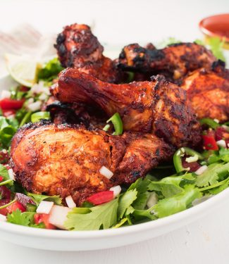 Bring the taste of Mexico to your grill with this easy to make Yucatan chicken.