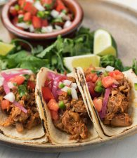 Yucatan pulled pork - cochinita pibil is Mexico's answer to the American classic and it is awesome!