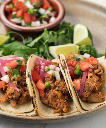 yucatan pulled pork – cochinita pibil