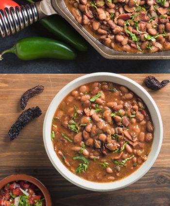 charro beans – frioles charros