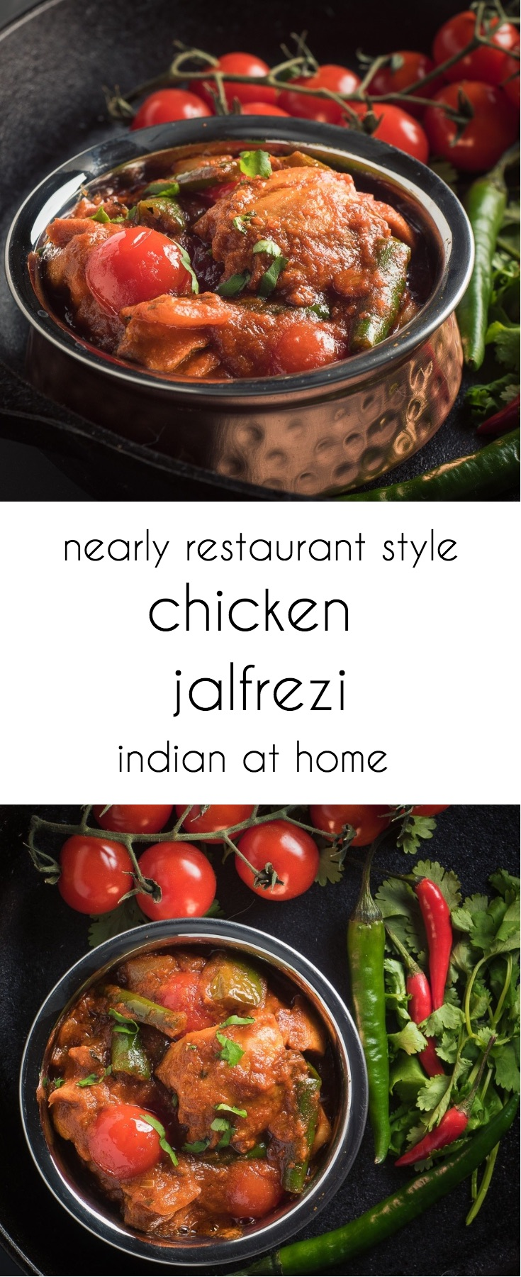 Make chicken jalfrezi that tastes just like your favourite restaurant.