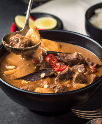 easy beef massaman curry