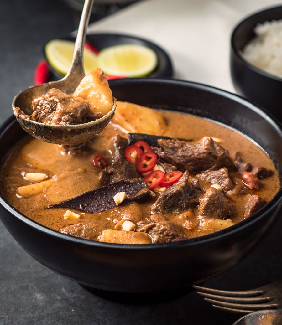 Easy Beef Massaman Curry Glebe Kitchen