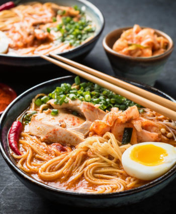 korean ramen – this is not instant noodles