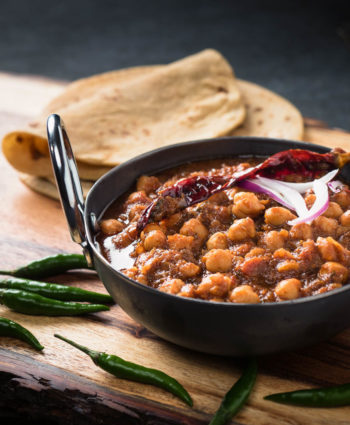 chole masala – punjabi chickpea curry