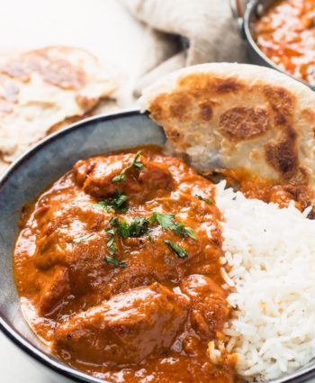 butter chicken – indian restaurant style