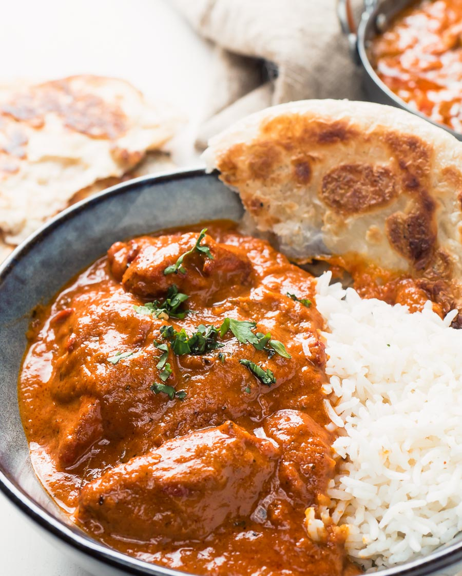 Butter Chicken Indian Restaurant Style Glebe Kitchen