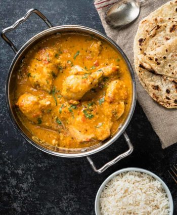 chicken dhansak – bengali style