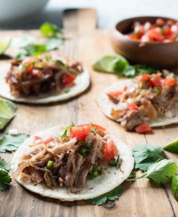 carnitas – taqueria style pork