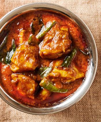 masala chilli chicken – restaurant style