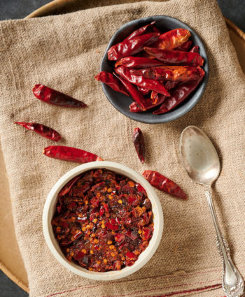 nam prik pao – thai chili paste