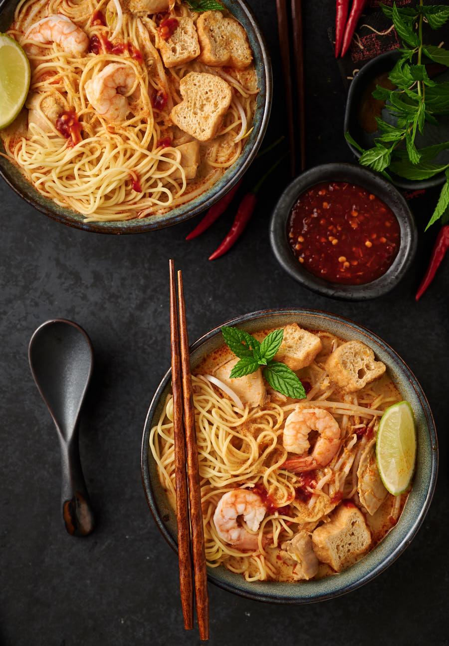 Curry Laksa Malaysian Curry Mee Glebe Kitchen