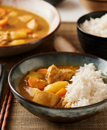 japanese chicken curry – curry rice