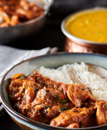 chicken bhuna curry