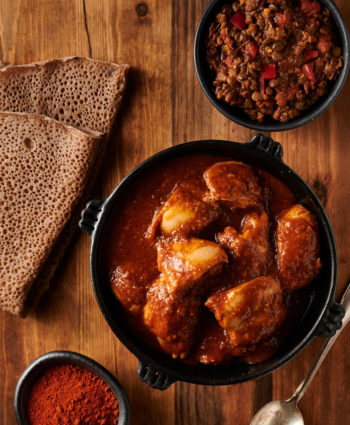 doro wat – ethiopian chicken curry