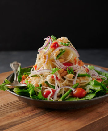 papaya salad – som tam thai