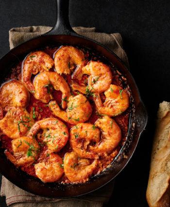 korean bbq shrimp