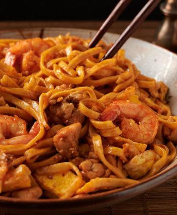 mee goreng – malaysian fried noodles