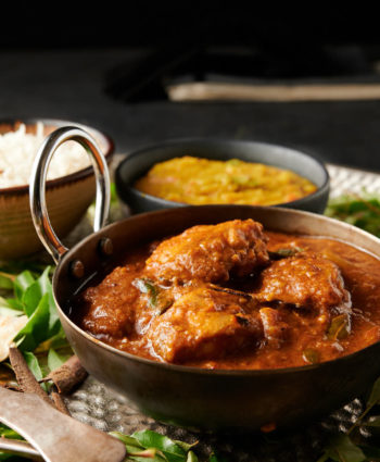 chettinad chicken curry – Indian hotel style