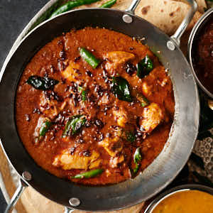 Hotel style Indian kerala chicken curry