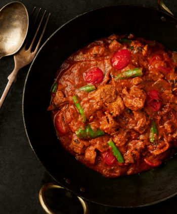 lamb bhuna – indian hotel style